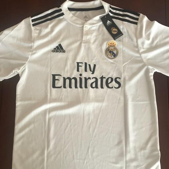 wholesale dealer 4e272 86012 Real madrid sergio ramos jersey